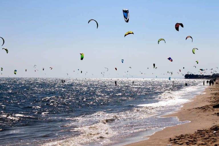 Kitesurfing in Mui Ne, Vietnam // Kiterr.com