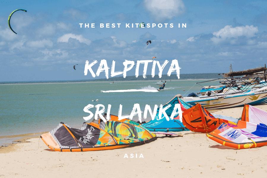 The complete guide to the best kitesurfing spots in Kalpitiya, Sri Lanka | Kiterr.com