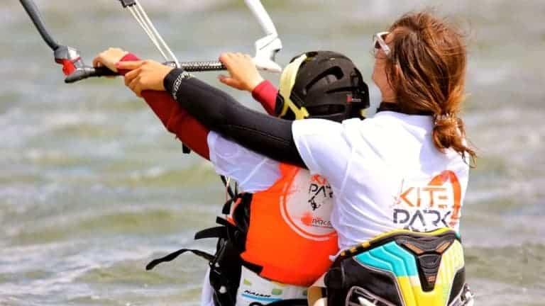 KITE-PARK-Kitesurfing-school-Poland-Kiterr-@kiterrcom-5 // Kiterr.com