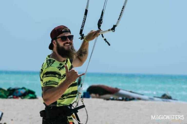 MagicWaters - Kite & Yoga kitesurfing camp // Kiterr.com
