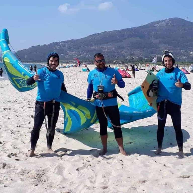 Atlantic Kite - kitesurfing school, Tarifa, Spain // Kiterr.com