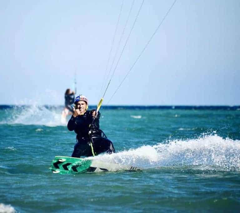 Happy Kite Camp - kitesurfing camp, Sicily, Italy // Kiterr.com