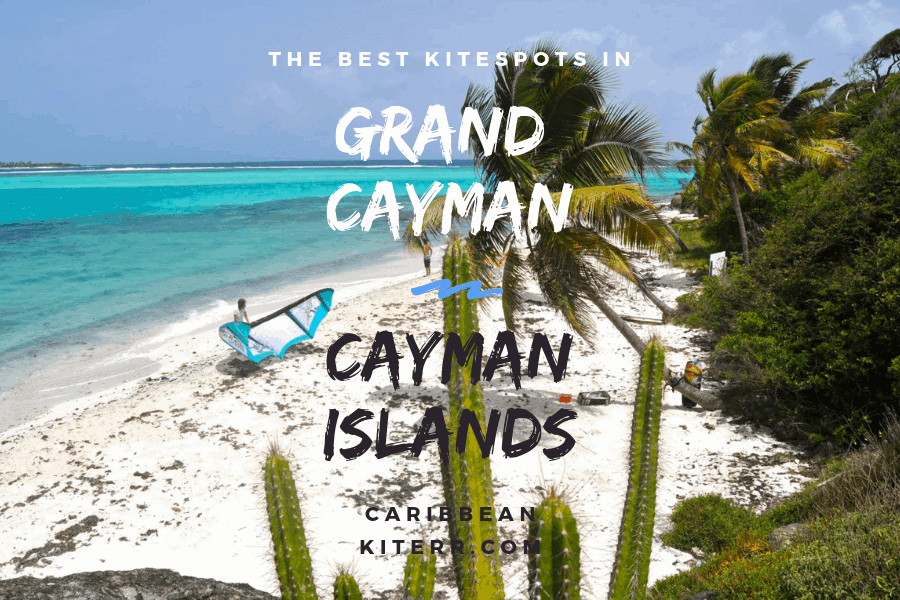 Kitesurfing in Grand Cayman, Cayman Islands - Spot guide & Map // Kiterr.com
