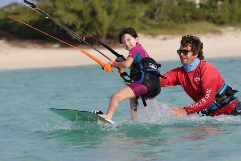 Kite Provo Kiteboarding School in Providenciales, Turks and Caicos // Kiterrcom