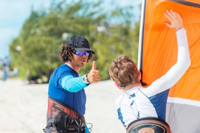 Kitesurf TCI kitesurfing school in Turks And Caicos Islands, Caribbean