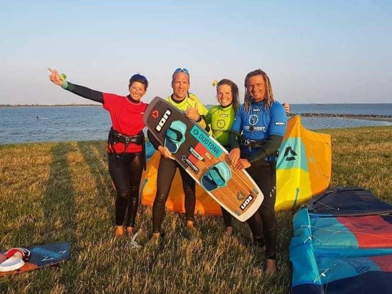 NorthWest Kiteboarding school - Makkum, Netherlands // Kiterr.com